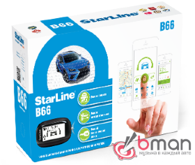 Сигнализация StarLine B66 2CAN-2LIN